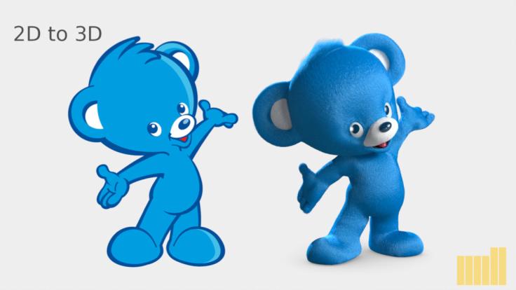 Bahan Gambar Hewan Buat Animasi 2d Jenis Jenis Animasi Belajar Multimedia